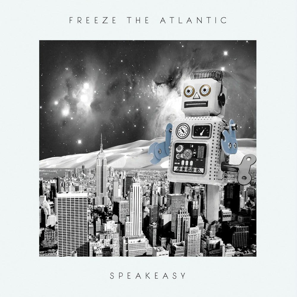 Image of Speakeasy (2012) - CD