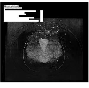 "Image of Deison & Mingle - ""Everything Collapse[d]"" LP (White vinyl + gatefold cover)"