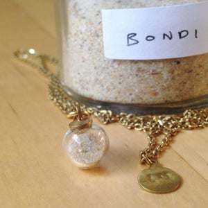 Image of Little Pieces of Bondi, NSW - gold or silver
