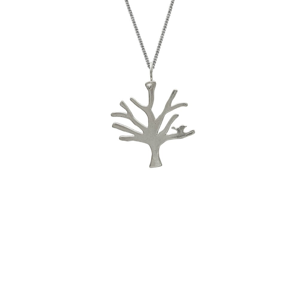 Image of Tree Necklace Bird Medium