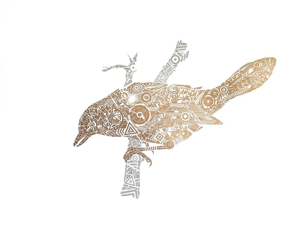 Image of Clockwork Bird II
