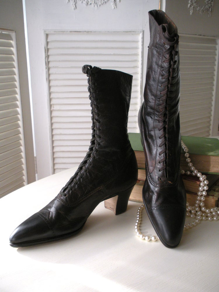 Image of Victorian Boots