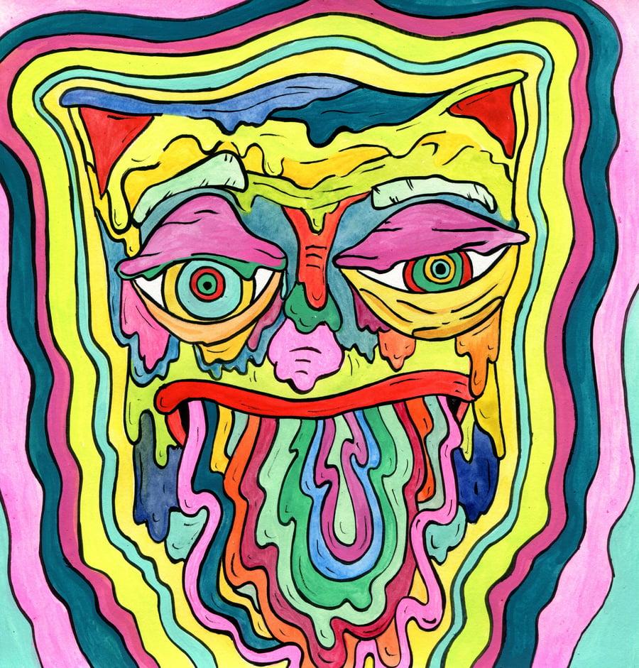 Image of Vomit Cat