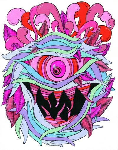 Image of Girly Monster