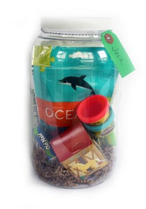 Image of Just for Kids Snack & Activity Curated Jar