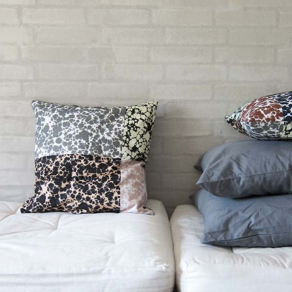 Image of Pillow / Marble #1