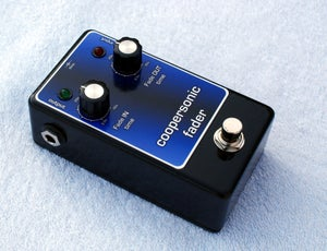 Image of Coopersonic Fader Pedal