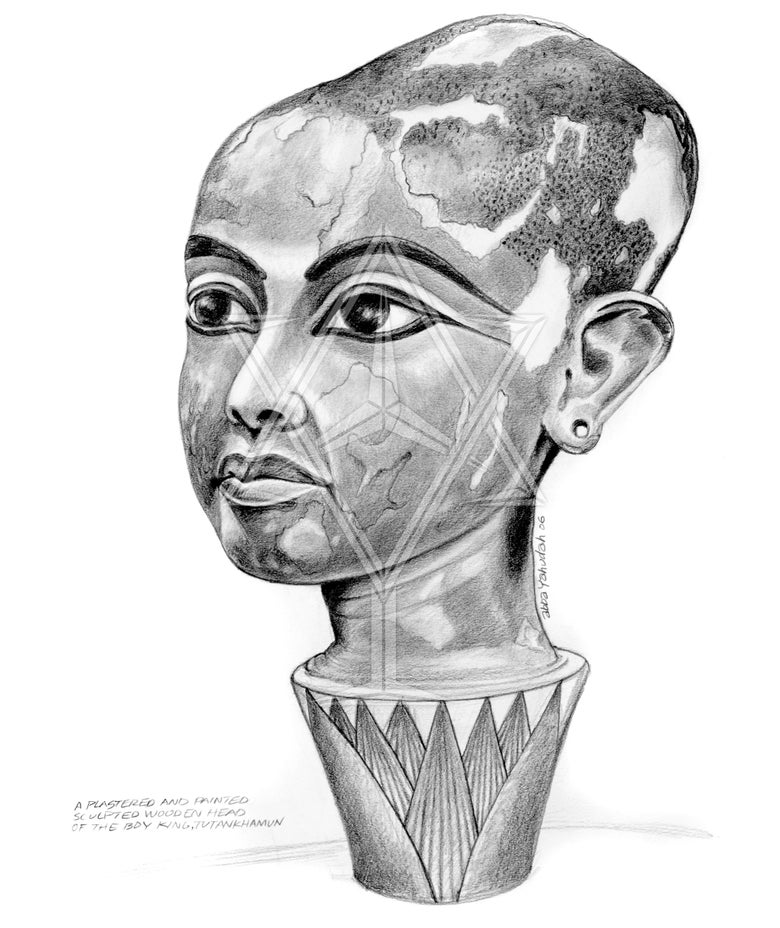 Image of King Tut ©2006