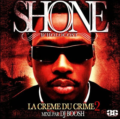 "Image of SHONE CD ""LA CREME DU CRIME 2"""