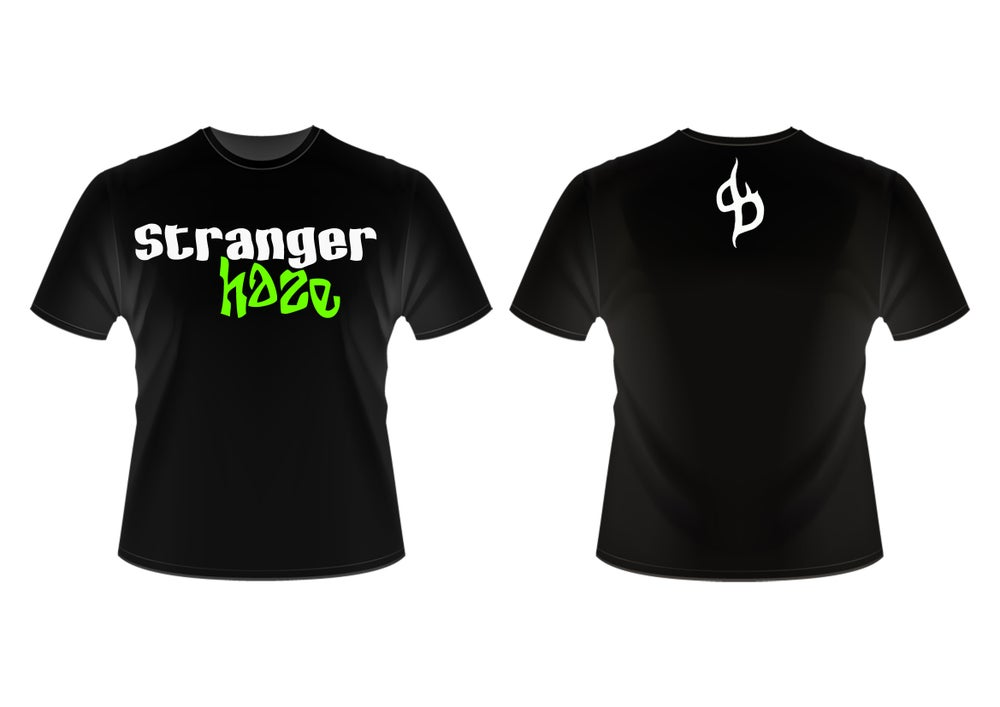 Image of Stranger Haze Logo T-Shirt