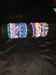 Image of Rubber band braclets