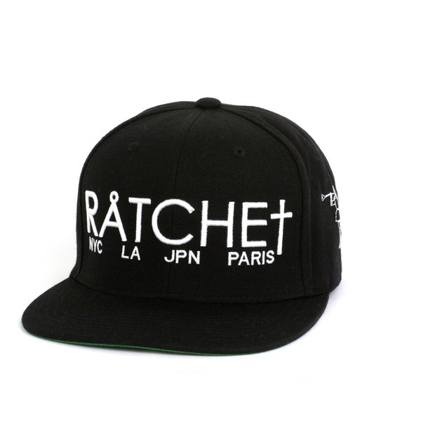 Image of Ratchet Snapback