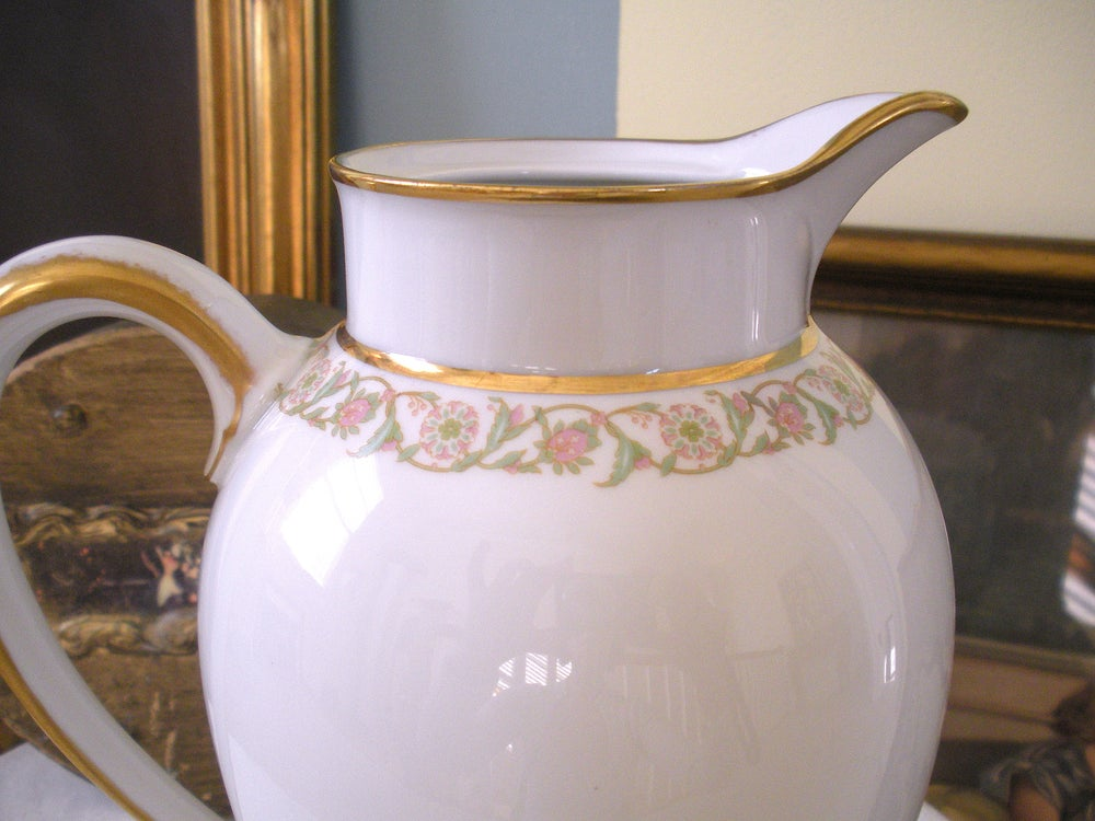 Image of Limoges Pitcher