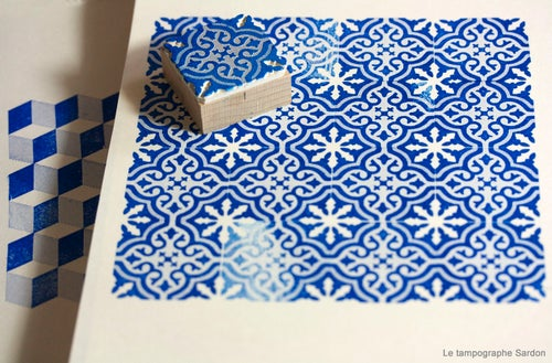 Image of Carreaux de ciment - Cement tiles