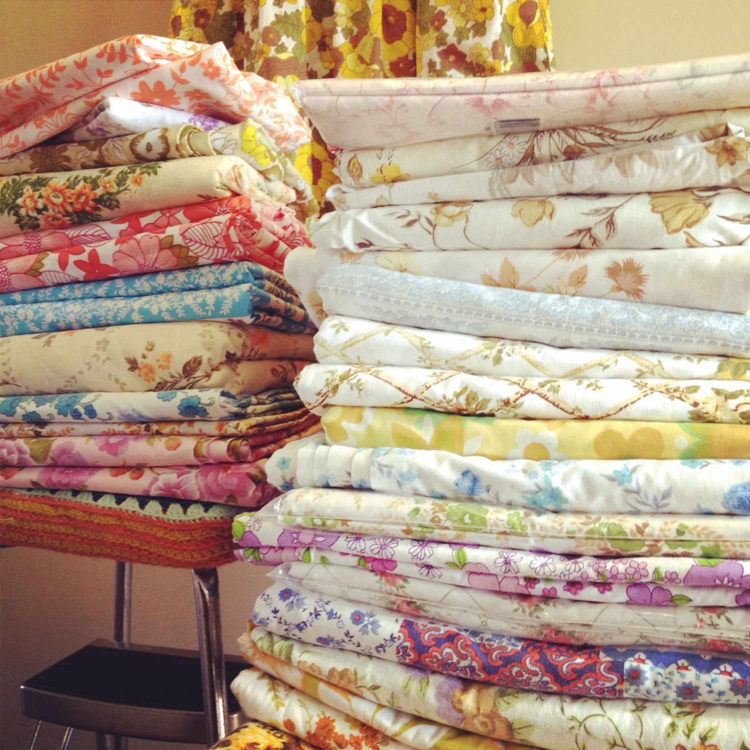 Image of New Vintage Fabric