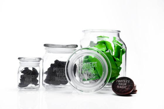 Image of PYM Magic Jar Set + Grinder