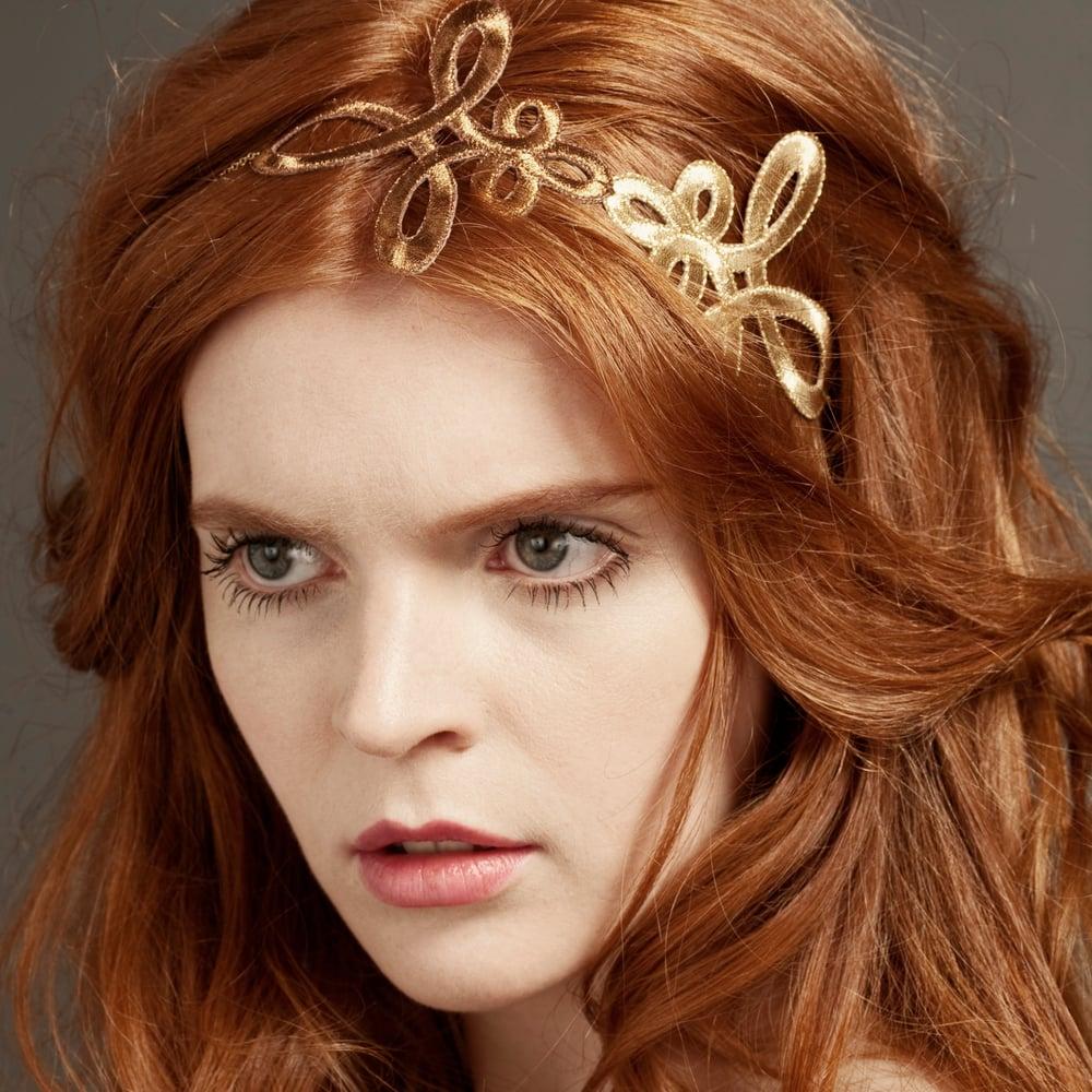 Image of PEAU D'ÂNE Bijou de tête/Hair Jewellery