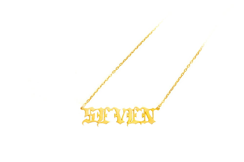 Image of SEVEN necklace