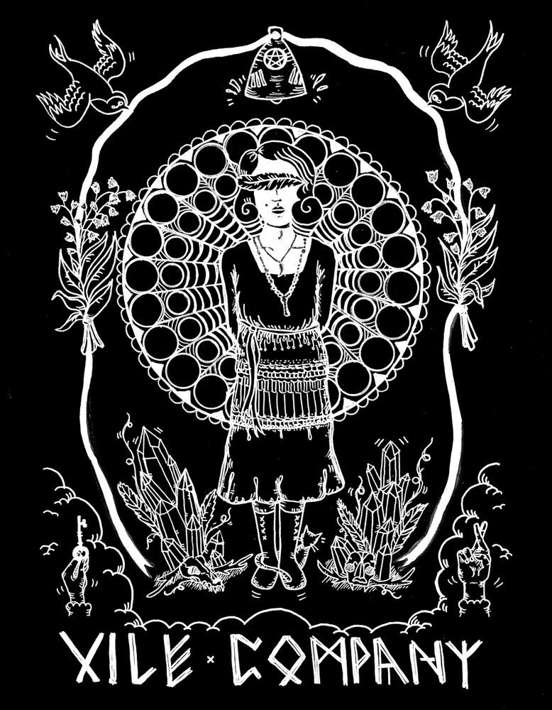 Image of Wiccan Ancestry by Samantha Wandtke