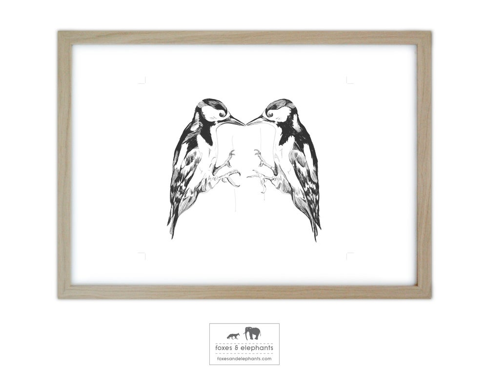 Image of Woodpeckers