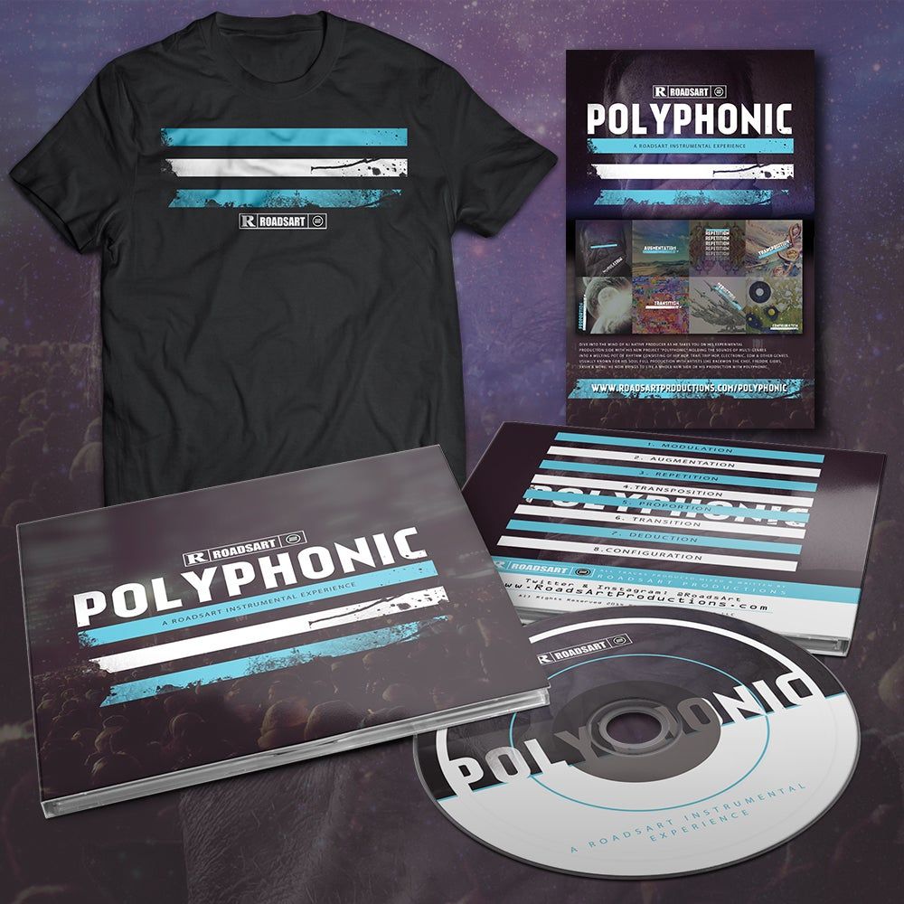 Image of RoadsArt- Polyphonic (Deluxe Edition)