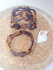 Image of CUFF: Hawaiian Aloha Tortoise Shell