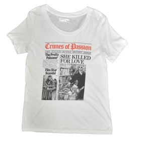 Image of Crimes of Passion Tee