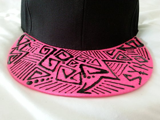 Image of Defective Junk snapback