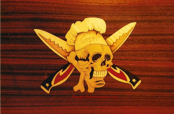 Image of Item No. 30.  The Pirates Skull.