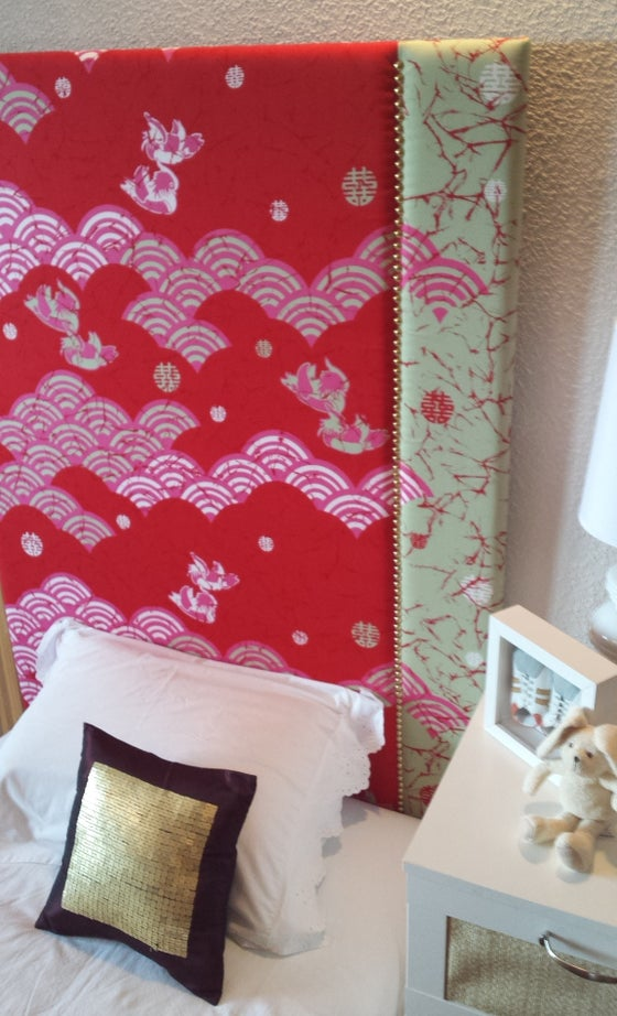 "Image of Cabecero/Panel ""Maiko"" Headboard"