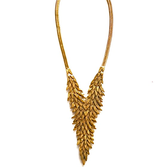 Image of TEL AVIV  collier/Necklace