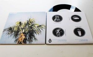 "Image of Boneyards 'Rest in Beach' EP 7"" Vinyl"