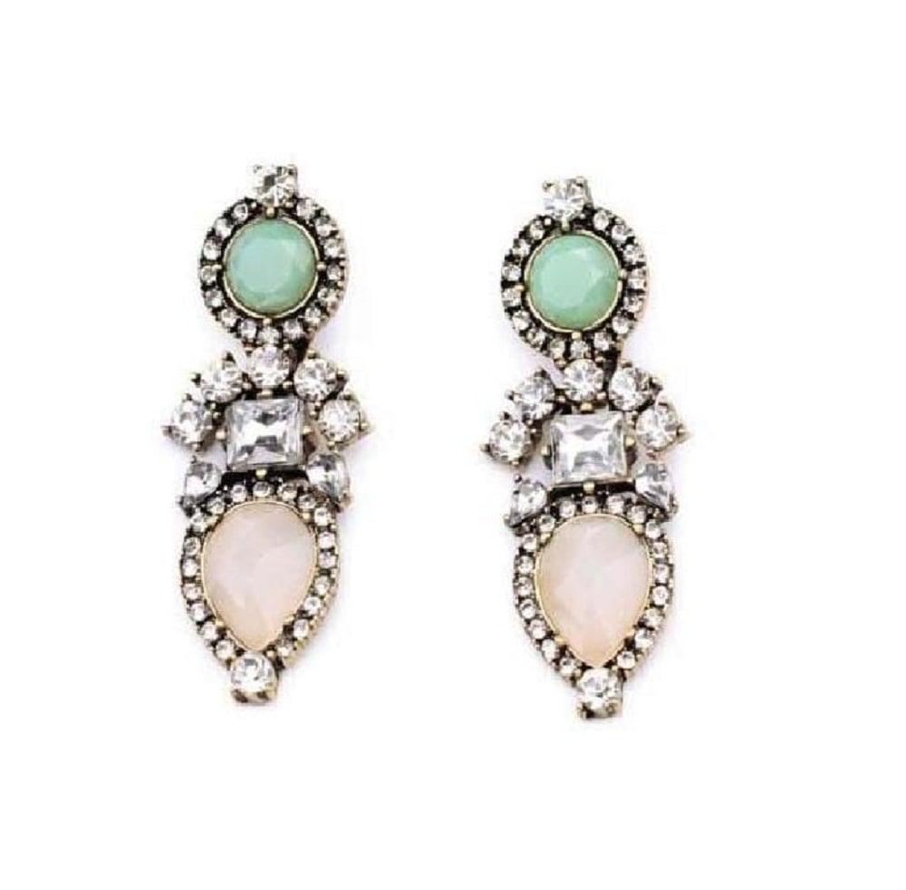 Image of Teardrop Earrings