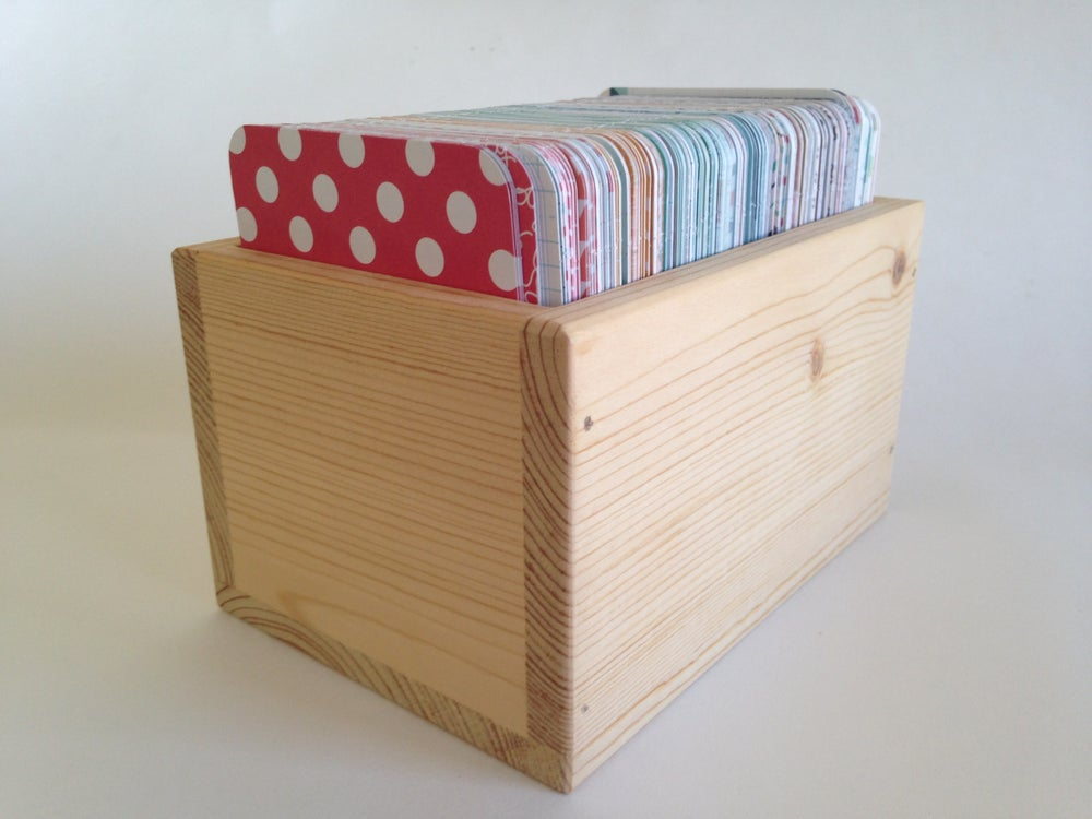 Image of 3x4 Storage Box