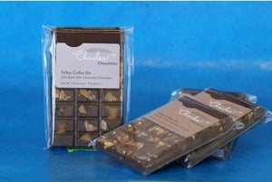 Image of Charles Chocolates Premium Chocolate Bars - Assorted Flavors