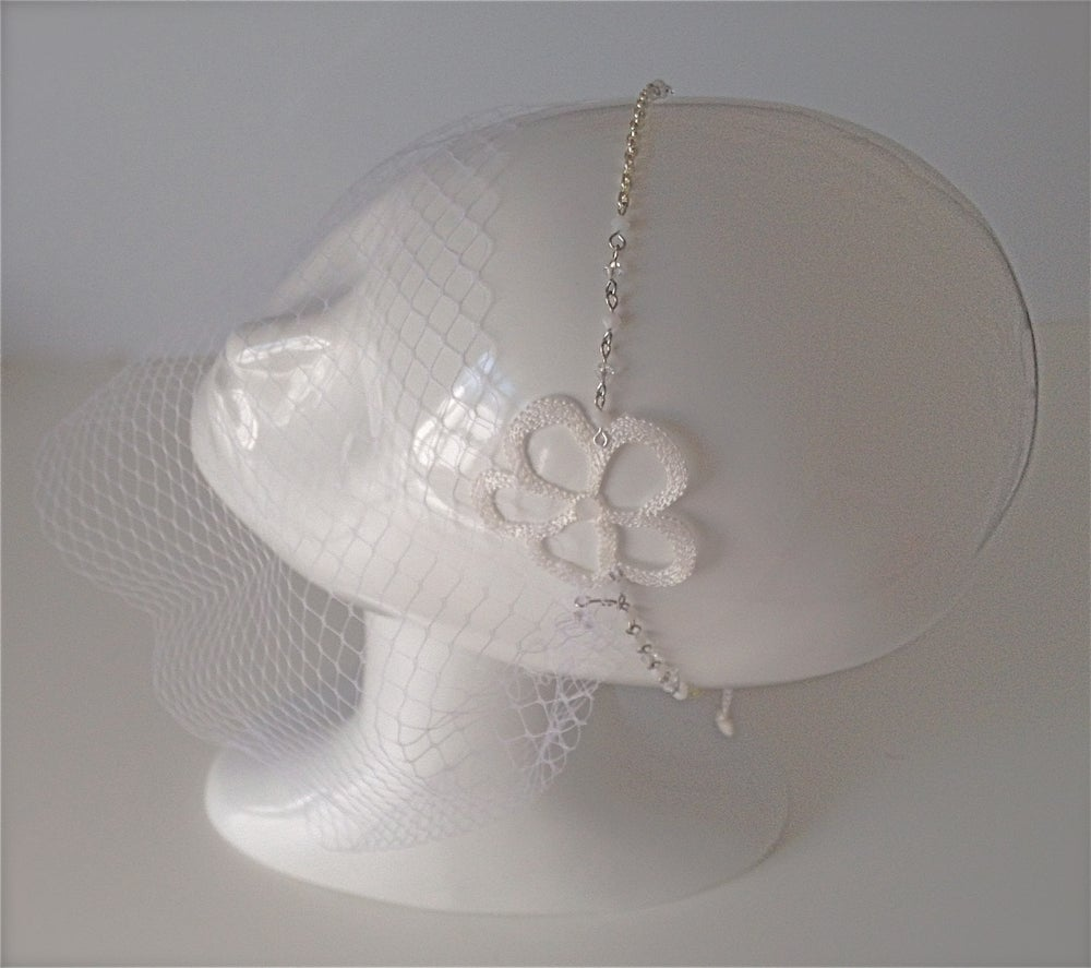 Image of ROSA Bijou de tête/Hair Jewellery