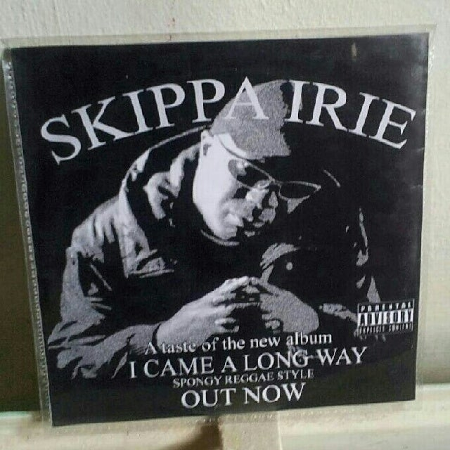 Image of skippa irie: I CAME ALONG WAY album out now itunes