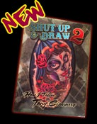 Image of Shut Up and Draw 2 DVD How I Tattoo