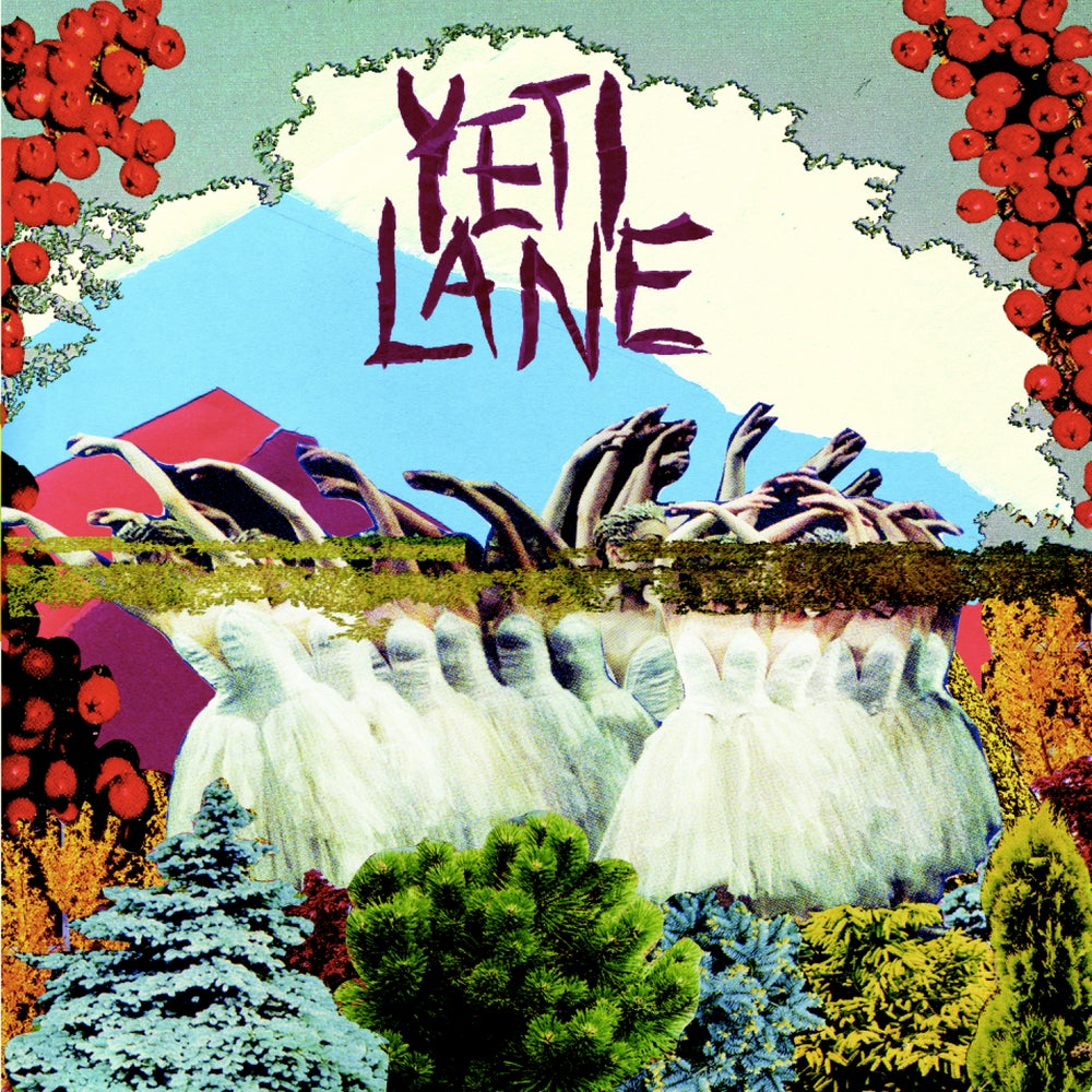 Image of Yeti Lane - Yeti Lane (cd)