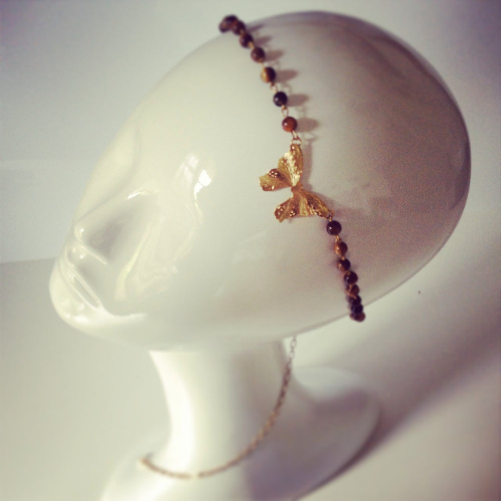 Image of LYSANDRA Bijou de tête/Hair Jewellery