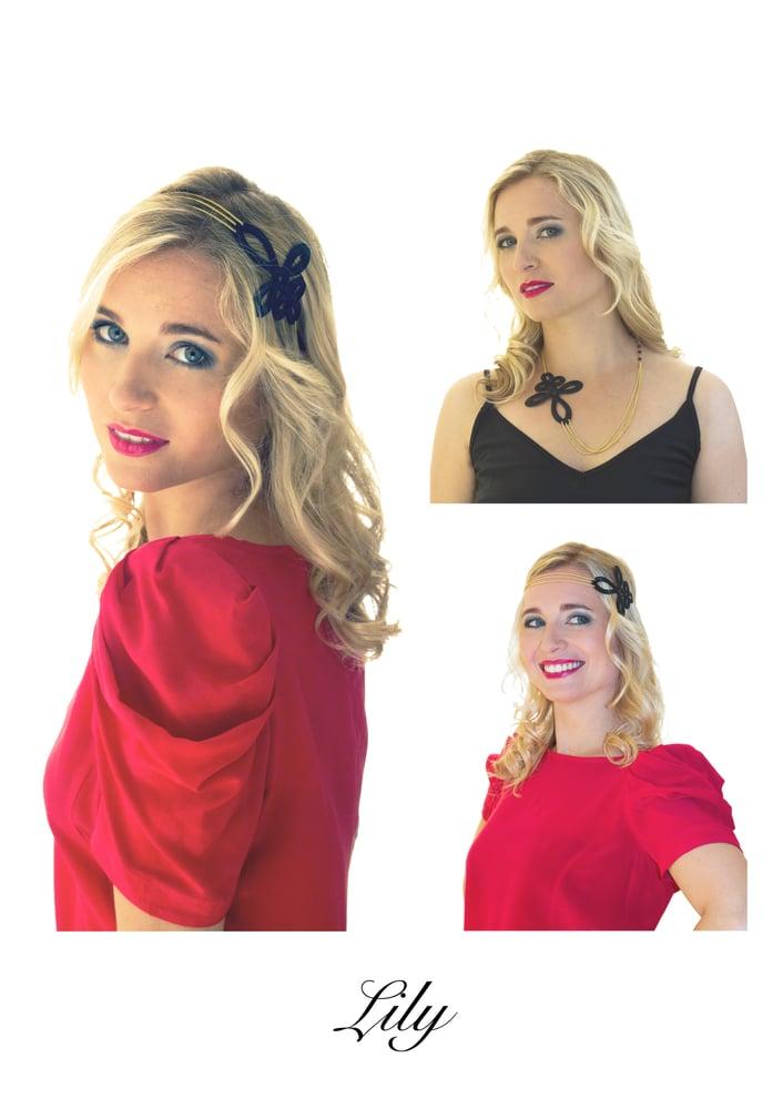 Image of LILY Bijou de tête/Hair Jewellery -10%