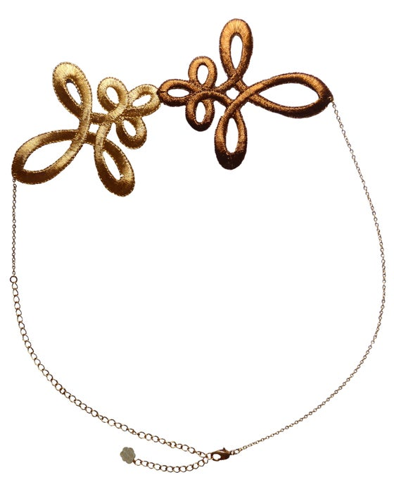 Image of PEAU D'ÂNE Bijou de tête/Hair Jewellery