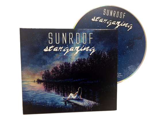 Image of Stargazing CD (+ Digital Download)