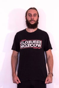Image of Closure in Moscow 'Star Wars' tee Medium
