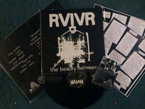 Image of (brick10)  RVIVR - The Beauty Between:  LP