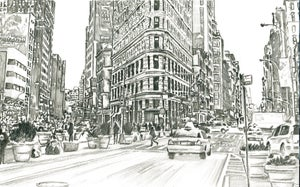 Image of The Flatiron Building