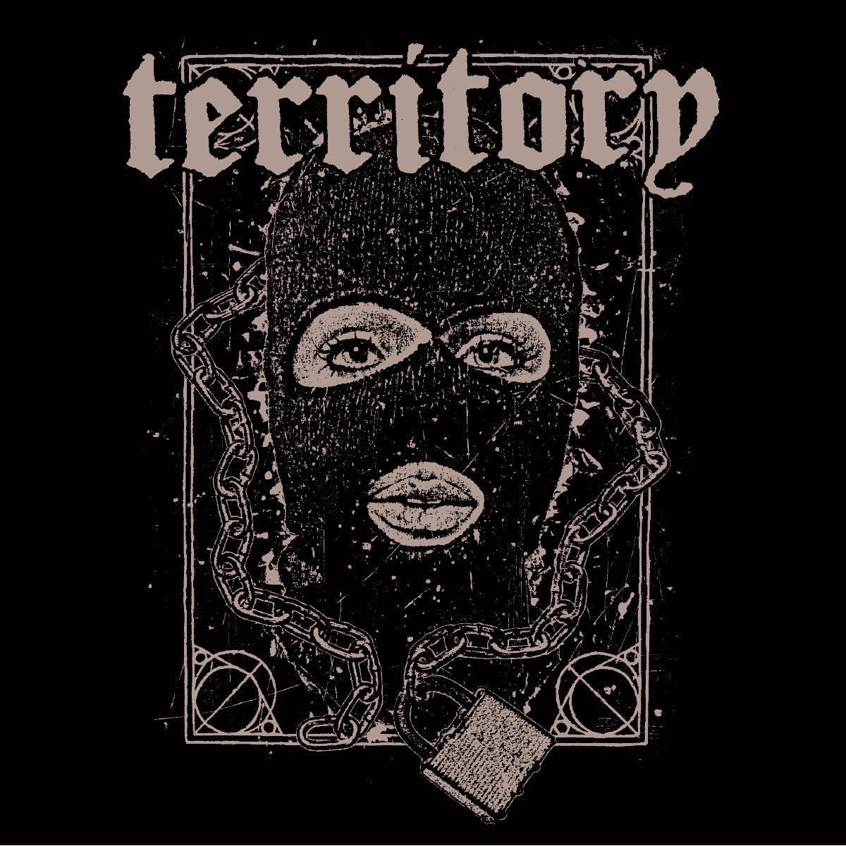"""Territory """"Blowback"""" 7"""" (limited version)"""