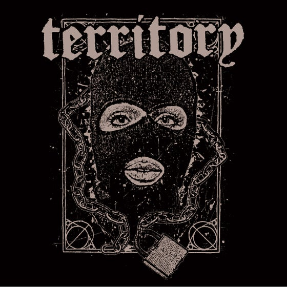 "Image of Territory ""Blowback"" 7"" (limited version)"
