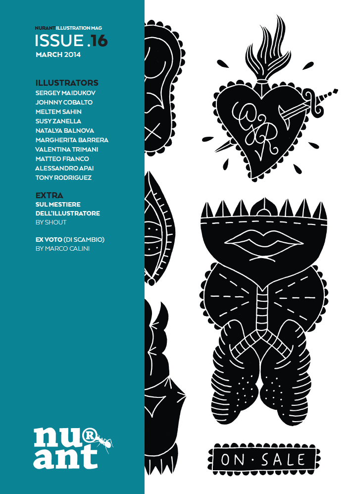 Image of ISSUE 16 / MAR 2014