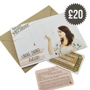 Image of Gift Voucher - £20